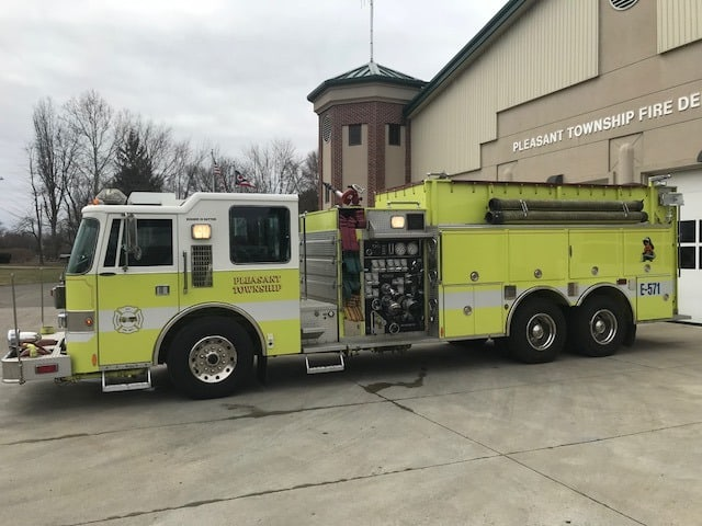 Fire Station – Pleasant Township